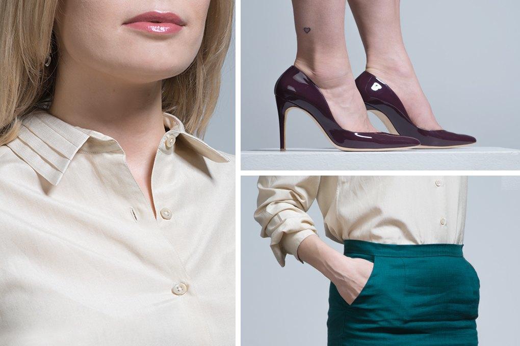Hopes Style: Как одеться на деловую встречу. Изображение № 6.