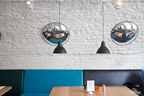 Новое место (Петербург): Кафе-бар Leica. Изображение № 20.