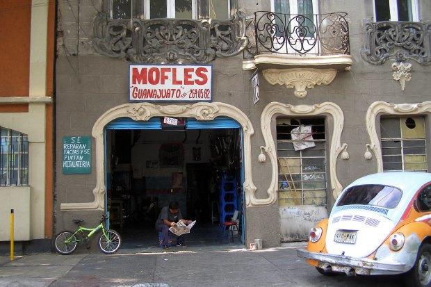 Рома, район стартапов в храмахМехико . Изображение № 2.