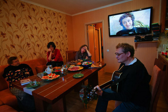 Стартовал конкурс на лучший фоторепортаж о Москве-2011. Изображение № 22.
