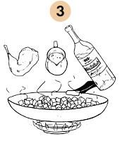 Рецепты шефов: Ножка кролика, тушеная с грибами. Изображение № 9.