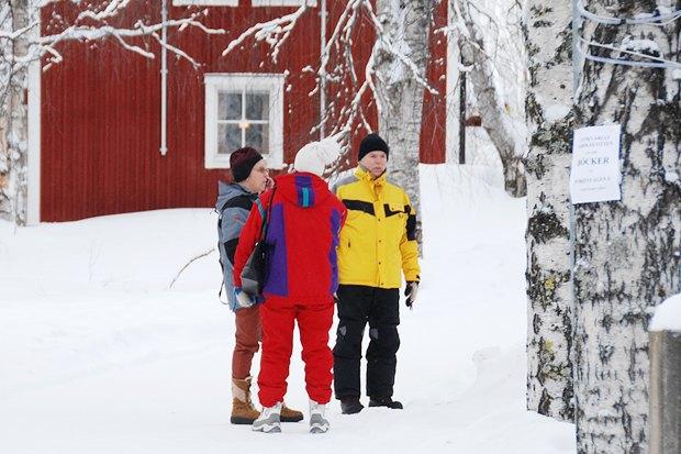 Как утепляются жители Канады, Швеции, Норвегии и Гренландии. Изображение № 24.