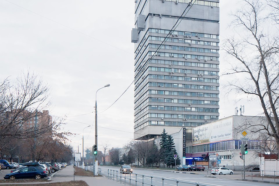 Юрий Болотов— осоветских домах для суперкомпьютеров. Изображение № 4.