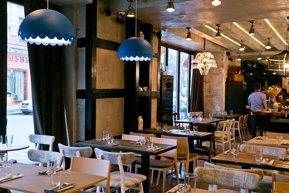Ресторан ибар «Поехали». Изображение № 3.