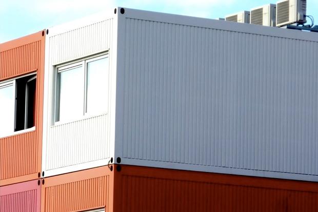 Студенческие общежития из контейнеров в Голландии. Изображение № 9.