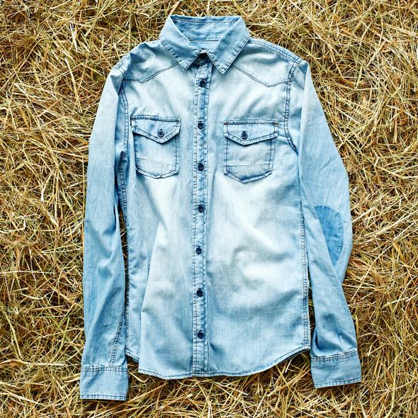 Вещи недели: 15 джинсовых рубашек. Изображение № 11.