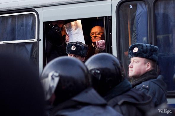Copwatch (Петербург): Действия полиции на митинге «Стратегии-31». Изображение № 14.
