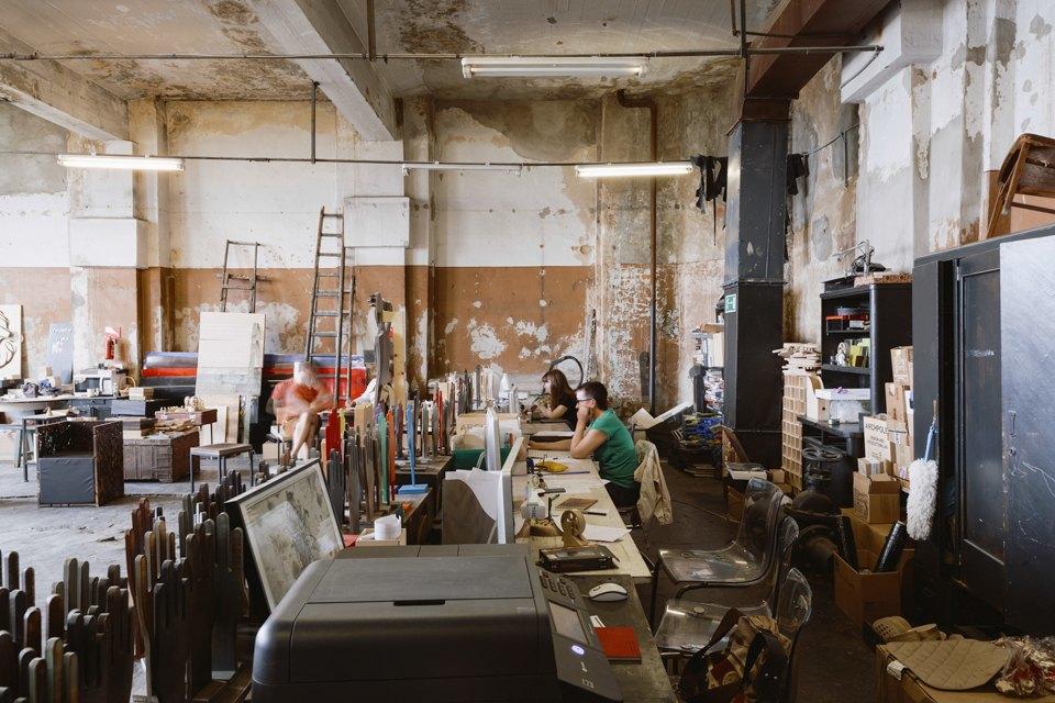 Архитектурно-производственная лаборатория Archpole. Изображение № 19.