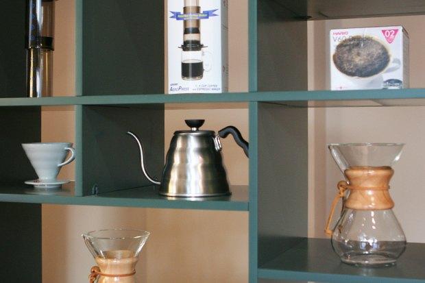 В Милютинском переулке открывается второй кофе-бар Double B. Изображение № 3.