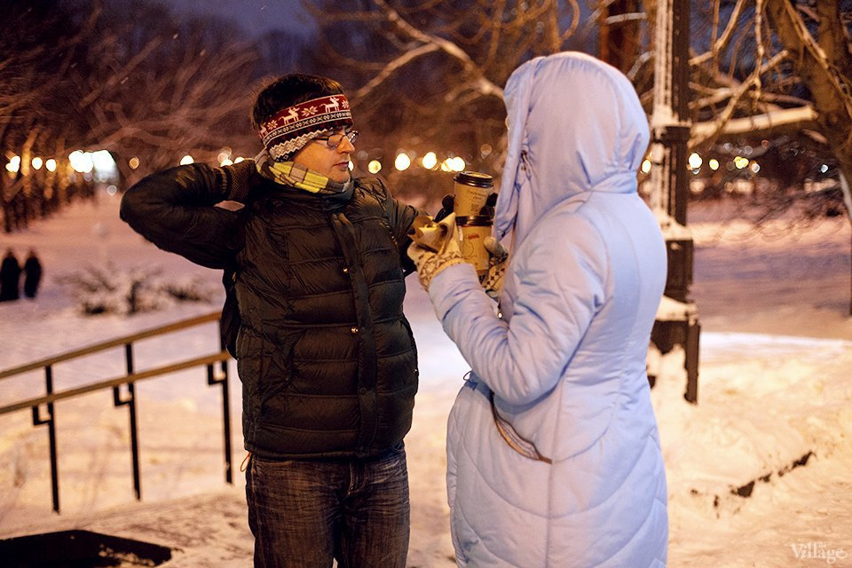 Фоторепортаж: Уличная еда взимней Москве. Изображение № 17.