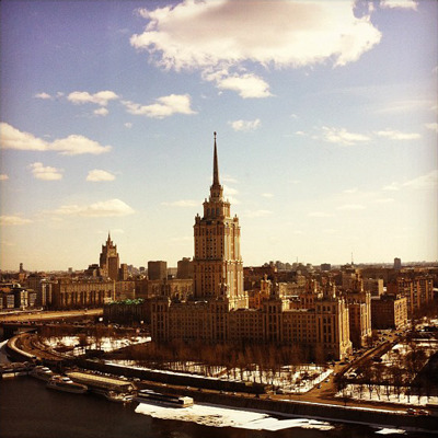 Дневник хостела: Как живут туристы в Москве. Изображение № 17.