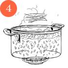 Рецепты шефов: Плов «Фисинджан». Изображение № 7.