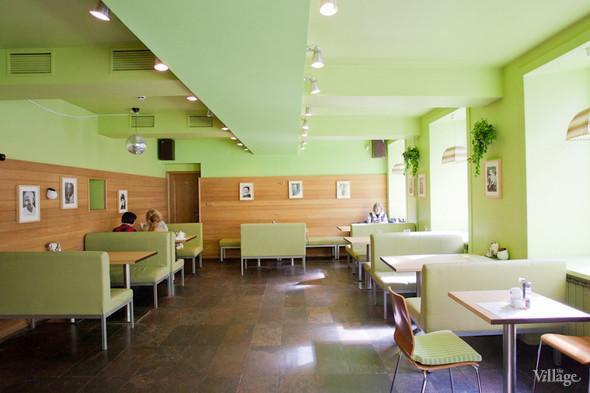 В Петербурге открылось вегетарианское кафе. Изображение № 7.