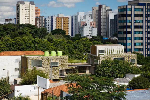 Дизайн от природы: Тропическая архитектура Бразилии. Изображение № 12.