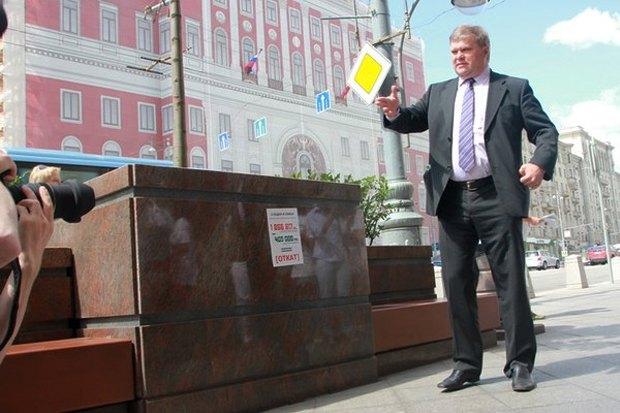 6 кадров: Как кандидаты вмэры агитируют горожан. Изображение № 17.
