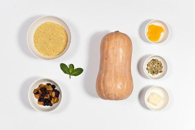 Шеф дома: Ростбиф-салат и тыквенная каша Мириам Сехон. Изображение № 70.