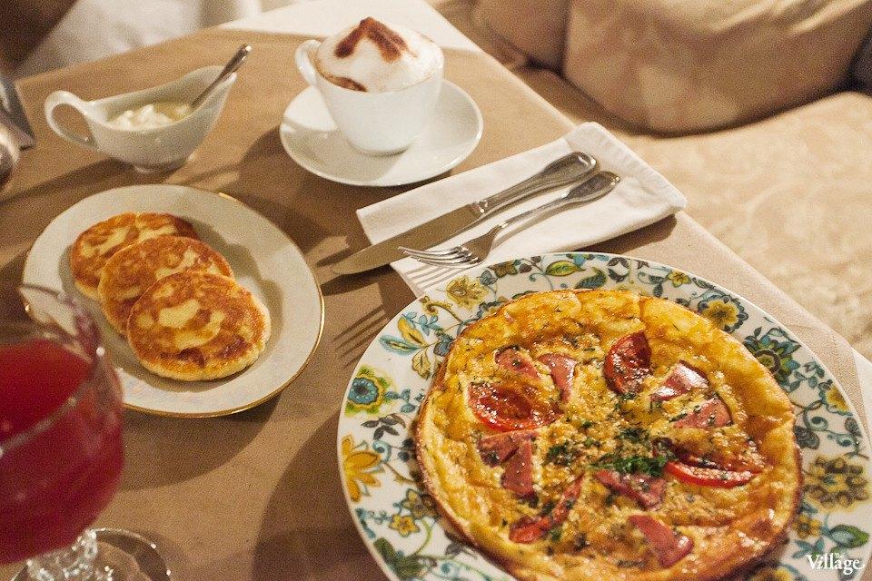 Никогда не поздно:17 мест, где завтракают после полудня. Изображение № 16.
