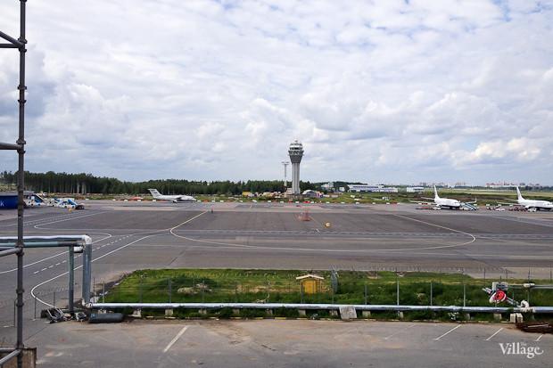 Фоторепортаж: Каким будет новый терминал Пулкова. Изображение № 24.