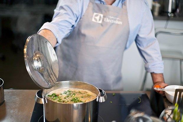 Шеф дома: Грузин и итальянец готовят по рецептам бабушек. Изображение № 35.