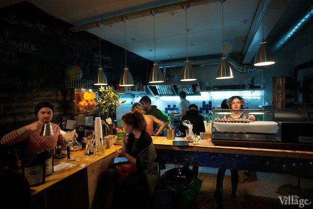 Вегетарианская Москва: 10 кафе, ресторанов исервисов доставки. Изображение № 1.