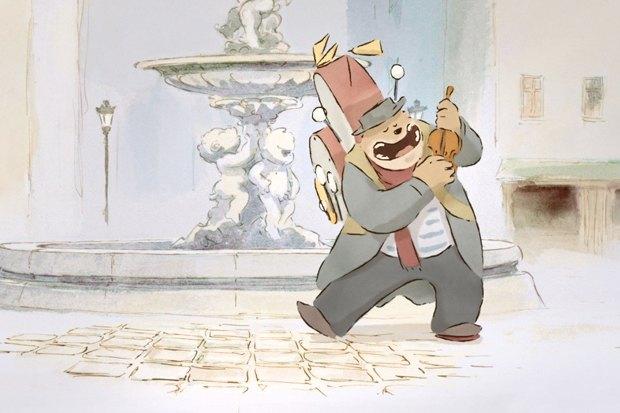 «Эрнест и Селестина: Приключения мышки и медведя», французский фестивальный хит, остроумный мульт для всей семьи о дружбе мышки и медведя с озвучкой Татьяны Лазаревой . Изображение № 11.
