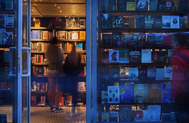 На«Улице Контейнерной» открылся книжный магазин «Факел» . Изображение № 9.