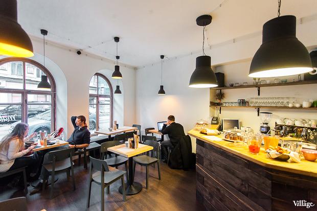 Новое место (Петербург): Кафе Mitte. Изображение № 5.