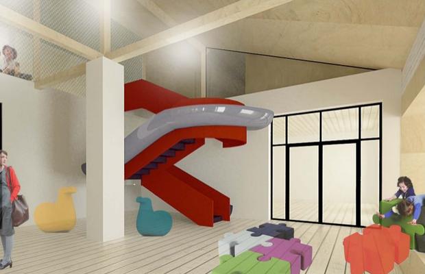 Образовательный центр «Гаража» откроется 1марта. Изображение № 3.