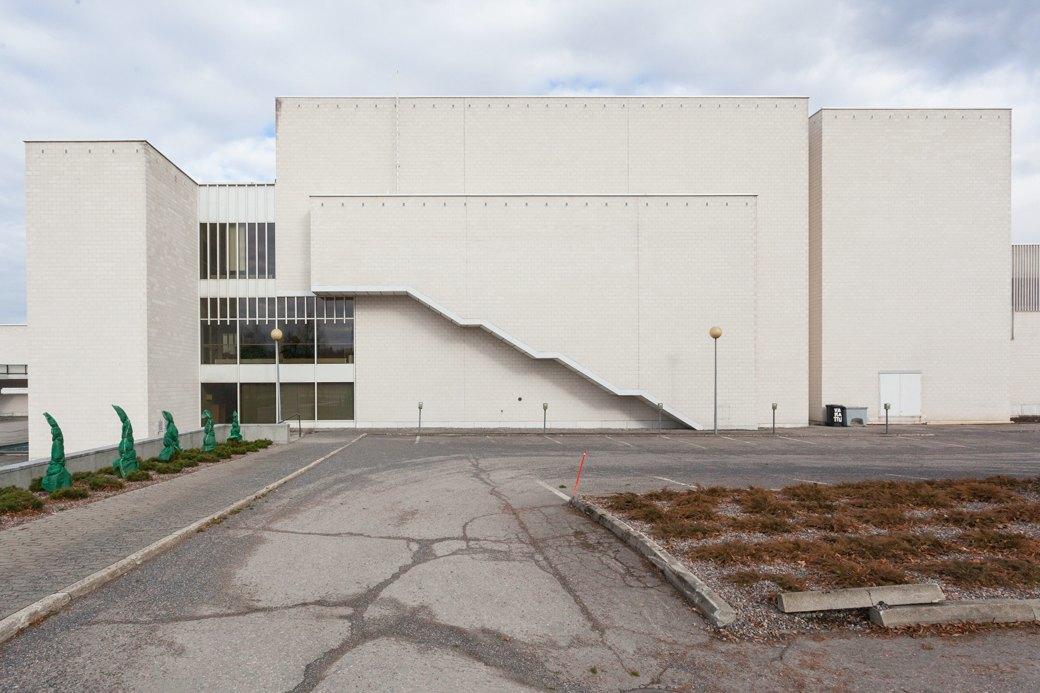Культурный центр Иматры. Изображение № 40.