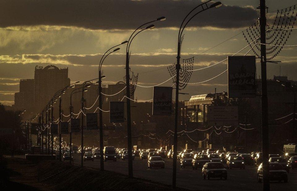 Камера наблюдения: Москва глазами Сергея Пономарёва. Изображение № 16.