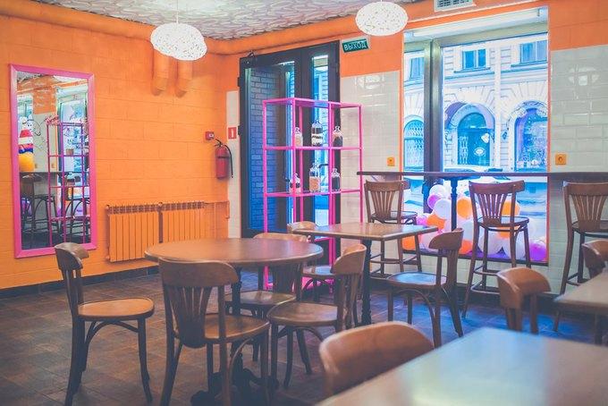 НаГороховой открылась кофейня «Пончкофф» . Изображение № 1.