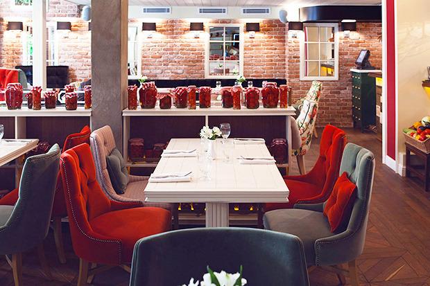 На Пушечной открылся ресторан итальянской кухни Insolito. Изображение № 2.