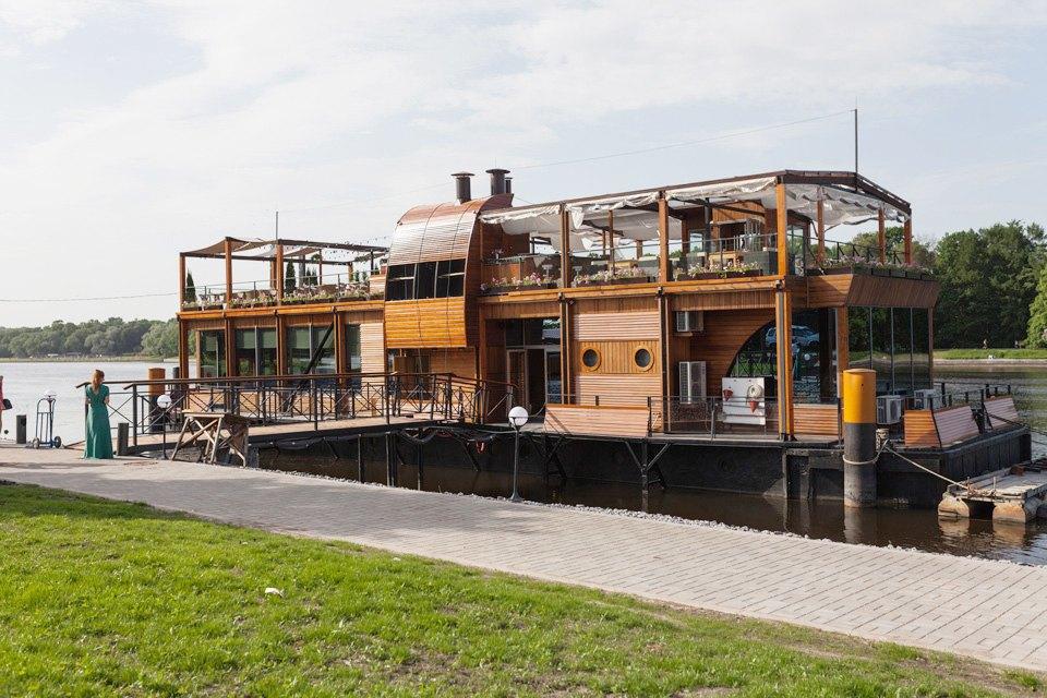 Ресторан на воде «Елагин» . Изображение № 1.
