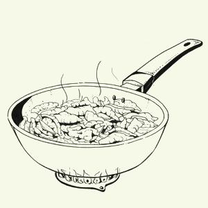 Копчёная перловка счипсами измяты Сергея Фокина. Изображение № 6.