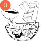 Рецепты шефов: Салат с индейкой, виноградом, сыром грюйер и орехами пекан. Изображение № 5.