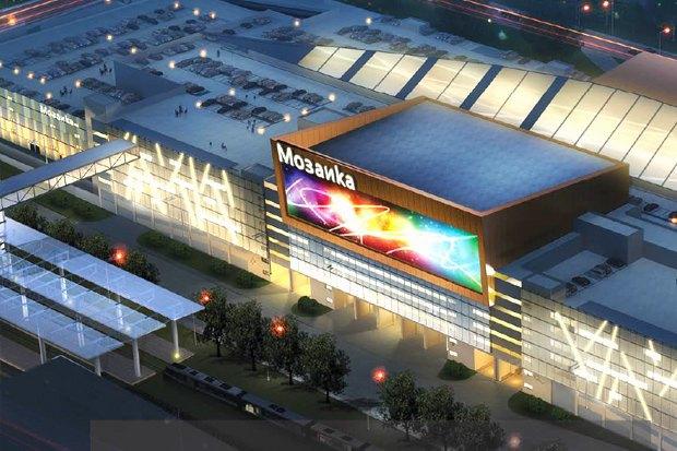 Торговые центры Москвы: 23 новых проекта. Изображение № 58.