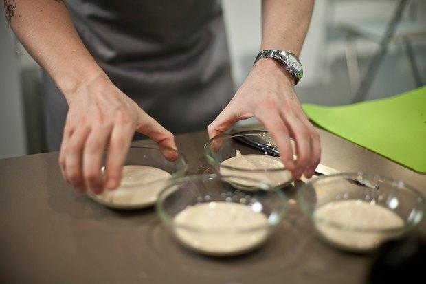 Шеф дома: Ягненок, хумус иоблепиховый десерт шефа «Стрелки». Изображение № 98.