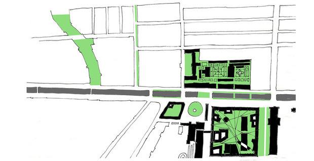 Перестройка: 4 проекта преобразования территории вокруг Балтийского вокзала. Изображение № 40.