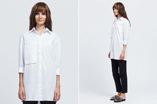 Где купить женскую рубашку: 9вариантов отодной до35тысяч рублей. Изображение № 9.