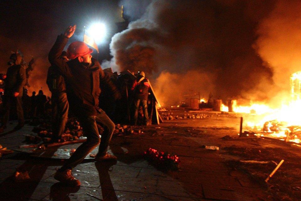 Штурм Майдана. Изображение № 2.