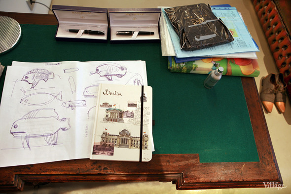 Офис недели (Петербург): Архитектурная студия Вячеслава Гедуева. Изображение № 37.