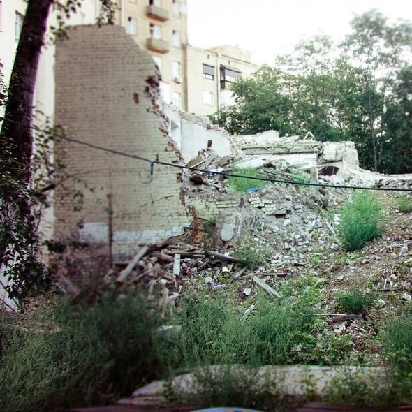 В зоне риска: доходный дом в 6-м Ростовском переулке. Изображение № 12.