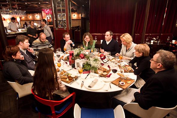 Разговоры на ужине: Гражданские инициативы. Изображение № 12.