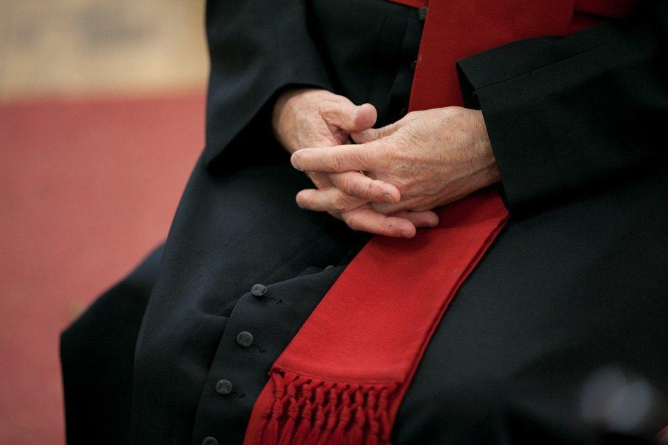 Настоятель англиканской церкви Саймон Стивенс оботъезде изРоссии. Изображение № 3.