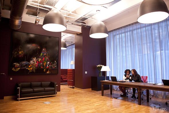 Офис недели (Москва): Клубный офис Cabinet Lounge. Изображение № 2.