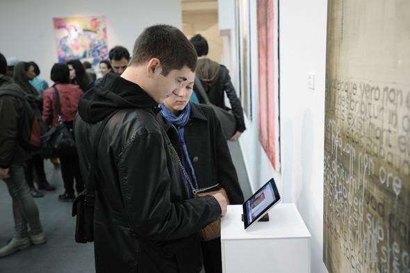 В Центре современного искусства «М17» провели эксперимент с мастерами инсталляций. Изображение № 1.