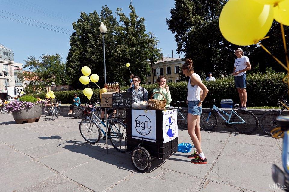 Люди в городе: Участники фестиваля «За велогород». Изображение № 3.