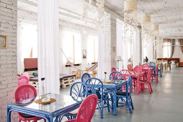 7кафе, баров иресторанов, открывшихся вавгусте. Изображение № 6.