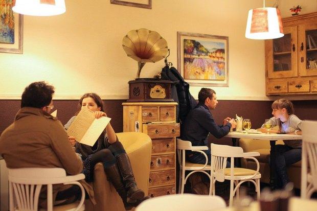 На 2-й Советской открылось MonPetitCafé. Изображение № 2.
