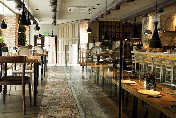 Shake Shack в«Метрополисе», ресторан ExtraVirgin, кафе для сыроедов «Скатерть-самобранка». Изображение № 2.